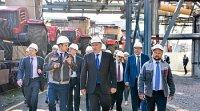Вице-премьер РФ Дмитрий Рогозин посетил Кировский завод