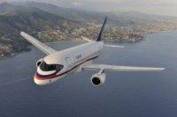 ГСС планирует получить разрешение для полетов авиалайнера SSJ-100 в Китай