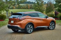 Nissan отзывает в России более 6 тыс. автомобилей Murano
