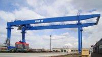 БАЛТКРАН поставит четыре контейнерных крана заказчику из Германии