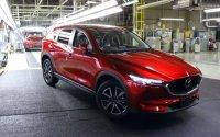 Во Владивостоке стартовало серийное производство Mazda CX-5 второго поколения