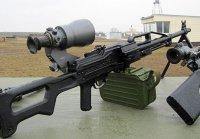 Подразделения ВВО полностью укомплектованы современными пулеметами «Печенег»
