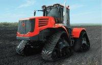 Петербургский тракторный завод впервые представит трактор К-744Р3 на гусеничном ходу