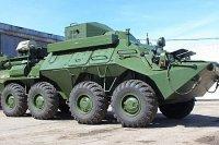 На вооружение войск ЗВО поступила очередная партия военной техники нового поколения