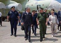 Замминистра обороны РФ: Работы по созданию самолета А-100 идут в соответствии с графиком