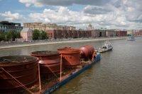 В Москву доставлено российское оборудование для строительства установки переработки нефти «Евро+» МНПЗ