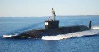 Ракетный подводный крейсер «Князь Владимир» спустят на воду в августе
