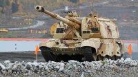 """Самоходные гаубицы """"Мста-С"""" поступили на вооружение соединения в Кемеровской области"""