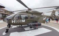 Airbus Helicopters передал Германии последний вертолет H-145M
