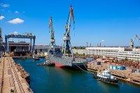 Судостроительные предприятия Крыма могут интегрировать в оборонно-промышленный комплекс