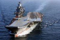 """Авианесущий крейсер """"Адмирал Кузнецов"""" будет оборудован новейшими системами связи"""