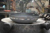 """""""Атомэнергомаш"""" завершил штамповку днища корпуса самого мощного научного реактора в мире"""