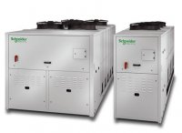 Schneider Electric обновляет линейку чиллеров для дата-центров высокой категории надежности