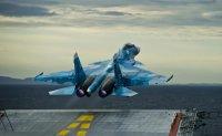 Возобновлен выпуск двигателей для палубных истребителей Су-33