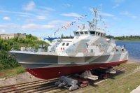 СЗ «Вымпел» реализует контракт с Минобороны на строительство четырех противодиверсионных катеров