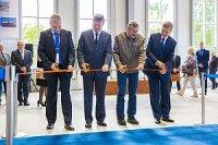 В Крыловском центре состоялось открытие электротехнического стенда