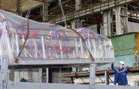 На «Уралхиммаше» началась отгрузка оборудования для Заполярного НГКМ