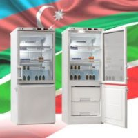 POZIS поставил партию фармацевтических холодильников в Азербайджан