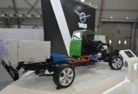 УАЗ представил образец будущего гибридного автомобиля