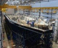 ОСК оценила работу по внедрению производственной системы на примере новейшего тральщика