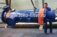 """""""ТЭКО-ФИЛЬТР"""" изготовил фильтры очистки речной воды для Алексинской ТЭЦ"""