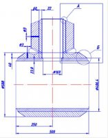 Новые конструктивные решения тройников соединения трубопроводов высокого давления