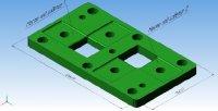 Проектирование пресс-формы для термопластавтомата