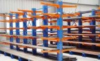 Складские стеллажи - основные виды для оборудования склада