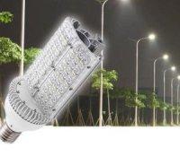 Оптимизация системы уличного освещения: светодиодные приборы
