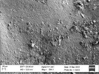 Шлифование никелевых плазменных покрытий, оплавленных токами высокой частоты