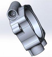 Обработка отверстий малого диаметра в деталях топливной аппаратуры
